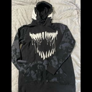 Marvel Venom Teeth Hoodie